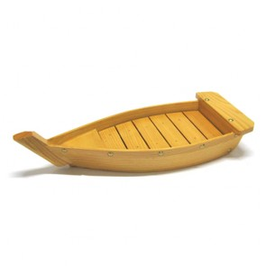 Barco para sushi