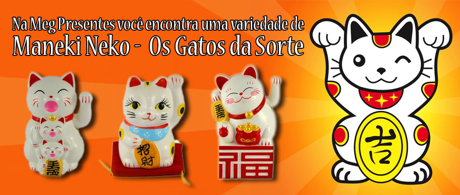 Gatos da Sorte