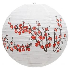 Luminária oriental cerejeira