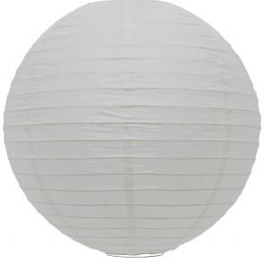 Luminária oriental 60cm branco