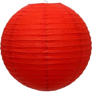 Luminária Oriental Vermelho