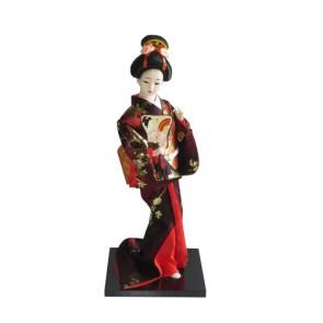Boneca japonesa gueixa 001