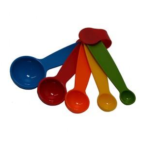 Jogo de medidores com 5 peças