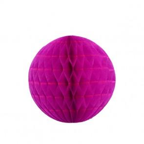 Bola decorativa 20 cm: colmeia de abelha - Pink