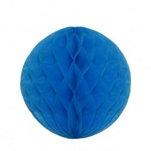 Bola decorativa 30 cm - Azul
