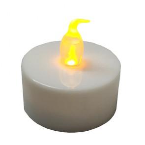 Mini vela de LED: caixa com 12 peças