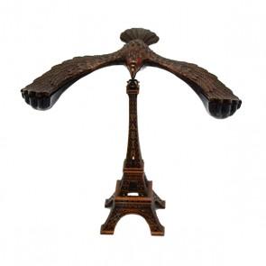 Torre Eiffel com águia equilibrista bronze