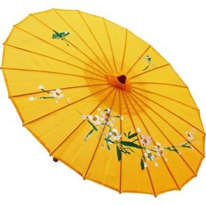 Sombrinha Oriental Amarelo