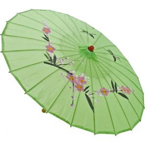 Sombrinha Oriental Verde