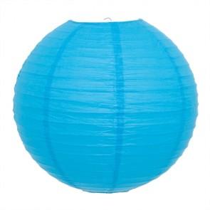Luminária Oriental Azul
