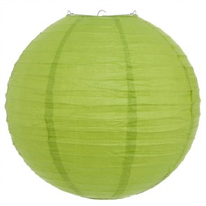Luminária Oriental Verde